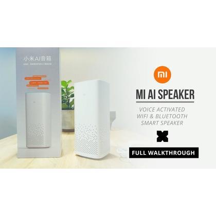 Xiaomi Mijia Mi Smart Home AI Artificial Intelligent Bluetooth v4.1 Music Player Speaker