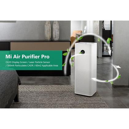 Xiaomi Mi Smart Air Purifier Pro [Mijia APP Control]