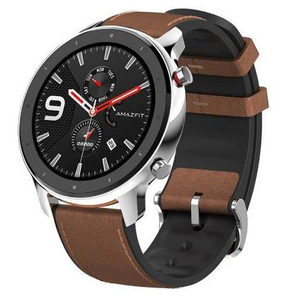 Amazfit GTR 47mm A1902 Smart Watch [Alloy / Stainless Steel]