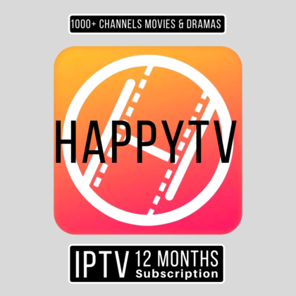 IPTV Live Channel for Android TV Box / Smartphone Android [1 YEAR]