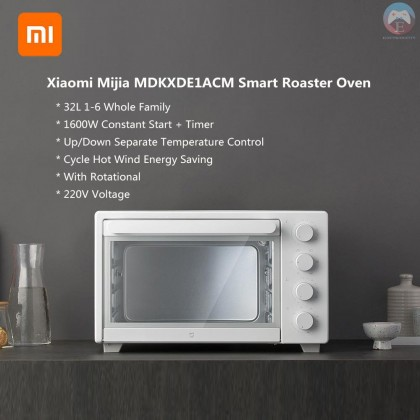 Xiaomi Mijia Electric Oven 32L (White) 1600W Microwave