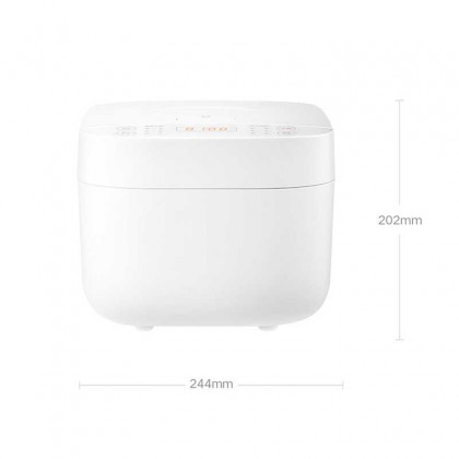 Xiaomi Mijia C1 Rice Cooker 3L / 4L Large Capacity Household Fully Automatic Multifunctional Cook