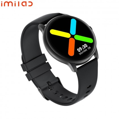 """Xiaomi Imilab Smart Watch KW66 1.28"""" 3D HD Curved LED Touch Screen IP68 Waterproof 13-Sport Modes Smartwatch"""
