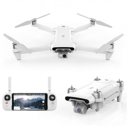 Xiaomi FIMI X8 SE 2020 Foldable GPS WiFi FPV RC Drone Quadcopter with 3-axis Gimbal 4K HD Camera Optical Flow Positioning RC Helicopters Toys