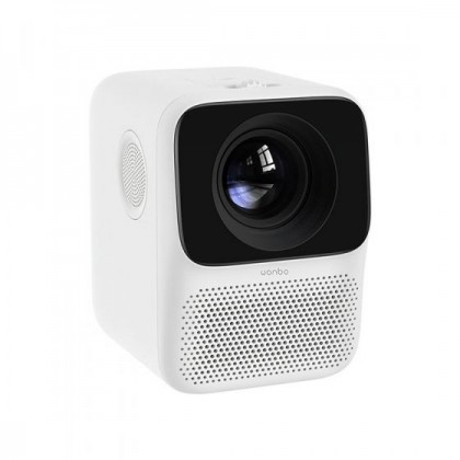 Xiaomi Youpin Wanbo T2 Free / Pro / Max Portable Mini Projector Full HD 1080P Indoor Home Theater Android TV Box Built-in