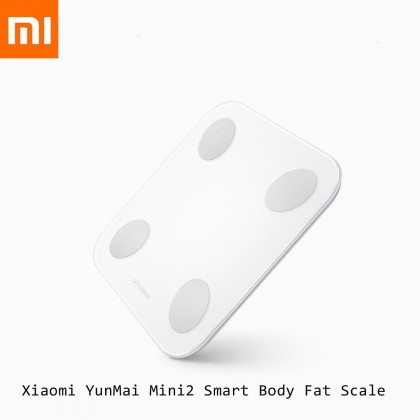 Yunmai Mini 2 Body Fat Scale Smart Weighing Scale Compatible with Xiaomi Mi Home app
